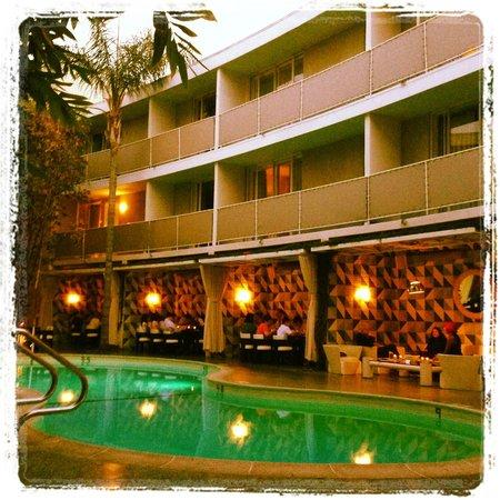 Avalon Hotel Beverly Hills : The Avalon, Beverly Hills