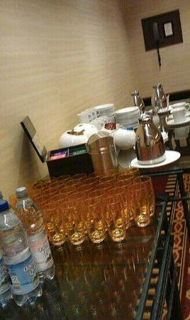 Frankfurt Marriott Hotel: Auswahl