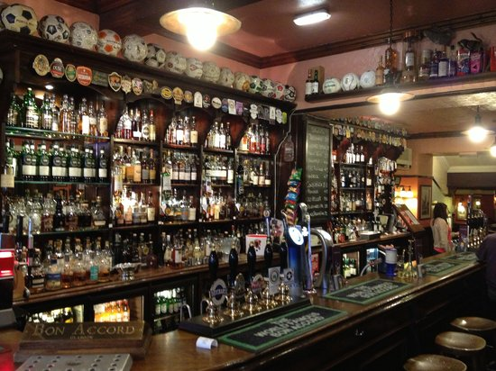 Photo of Bar Bon Accord at 153 North Street, Glasgow G3 7DA, United Kingdom