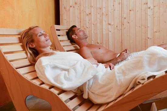 Genuss- & Aktivhotel Sonnenburg: Wohlfühlen in der Private Sauna