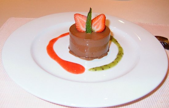 Bellavista Country Place : Our famous Choco Mousse