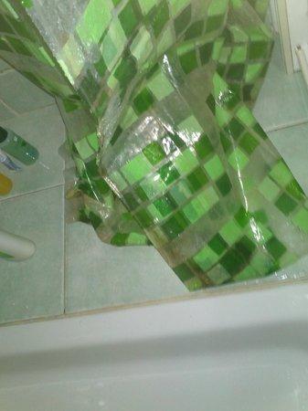 A Casa di Penelope: baño sucio