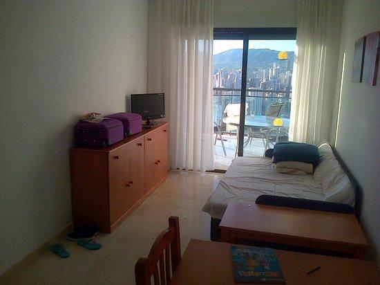 Don Jorge Apartamentos: living room