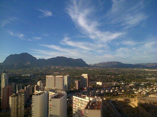 Don Jorge Apartamentos: lovely view