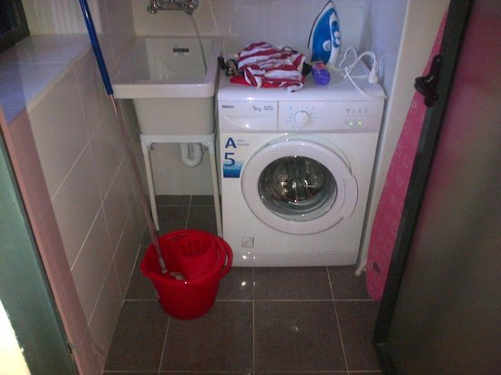 Don Jorge Apartamentos: utility room