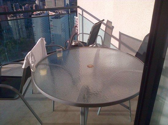 Don Jorge Apartamentos: balcony