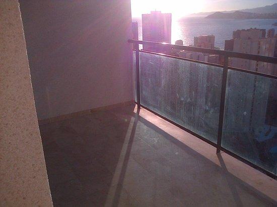 Don Jorge Apartamentos: balcony view