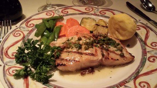 Primavera Ristorante: The fish special....good but a bit pricey