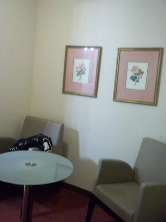 Concorde Hotel : Antesala