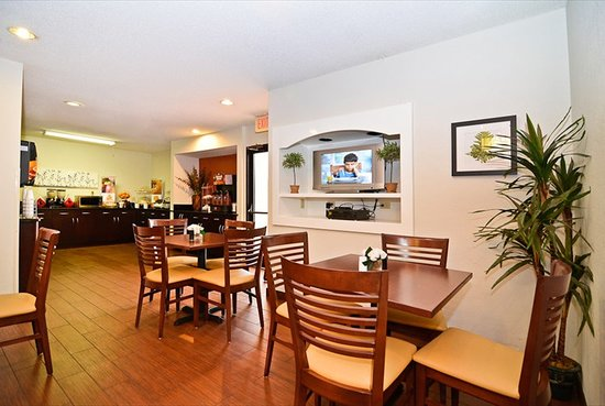 Sleep Inn: Dining Room Area