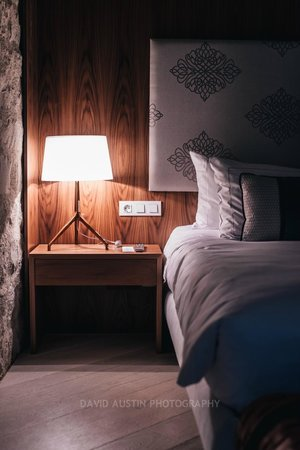 Mercer Hotel Barcelona: Junior Executive Bed