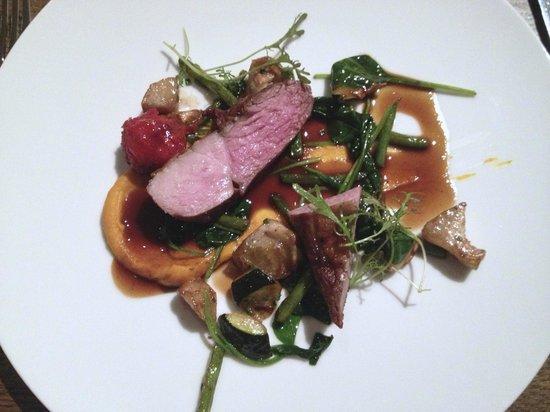 Shane's Restaurant: lamb