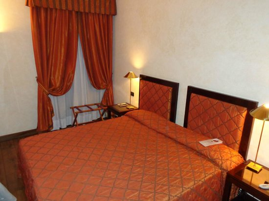 Hotel San Gallo Palace: CHAMBRE SIMPLE