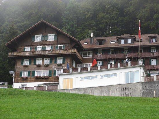 Hotel Restaurant Hammer: Exterior