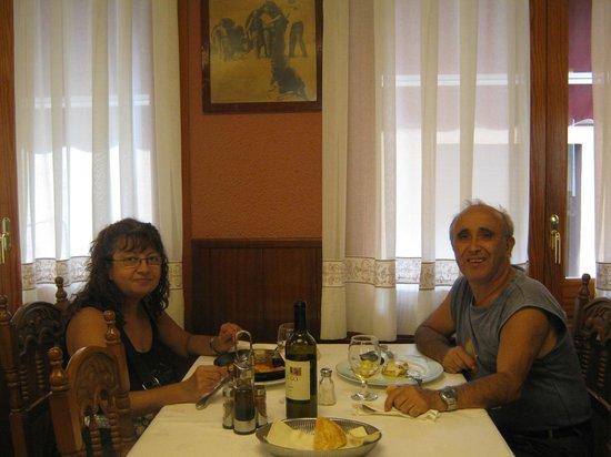 Can Bolet : comiendo en familia