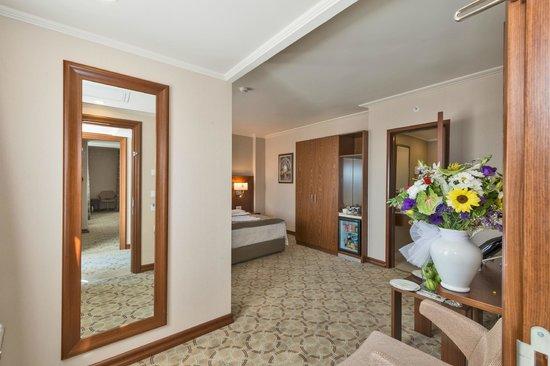Bekdas Hotel Deluxe: SUITE ROOM