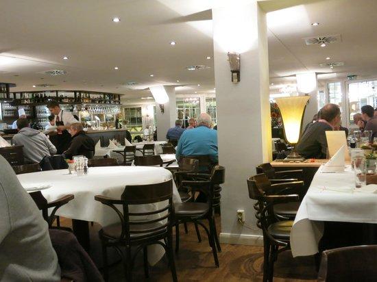 Delta Bistro: The restaurant