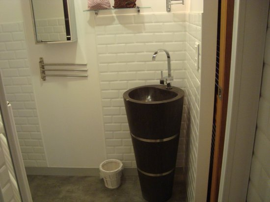La Jumelière: Top quality bathroom