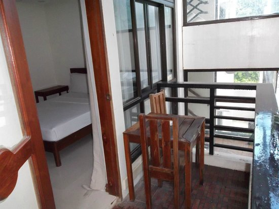 Ipil Suites El Nido: Balcony