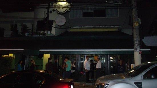 Bar Do Juarez Moema: Vista frontal