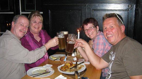 Vetter's Alt Heidelberger Brauhaus: Great Beer with Friends