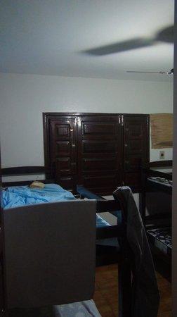 Brazuka Hostel: my room
