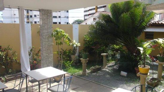 Brazuka Hostel: common area