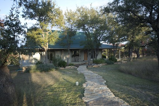 Joshua Creek Ranch: The Porch Haus