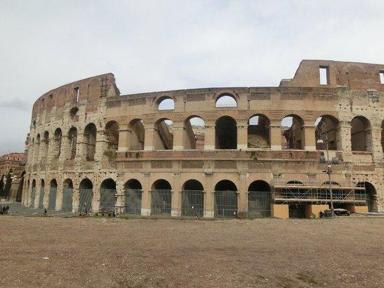Coliseo: autre vue