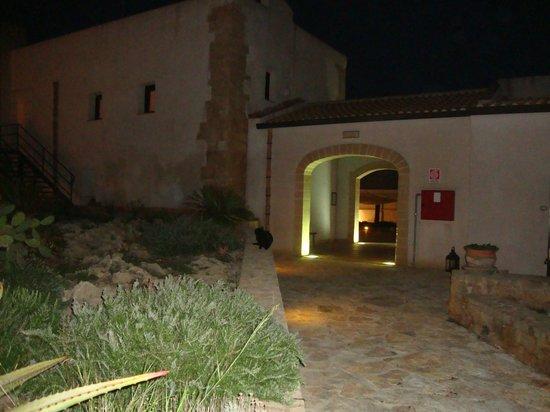 Baglio Donna Franca: Inside