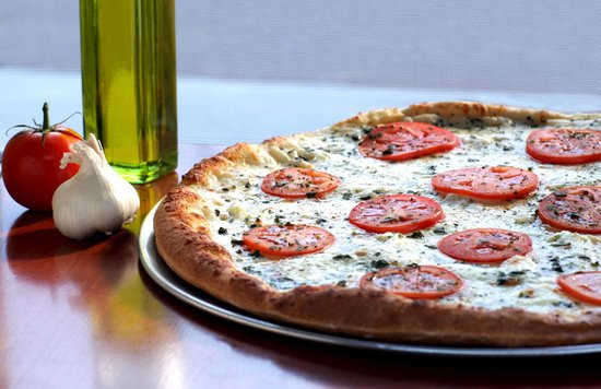 Parry's Pizza: NY style pies