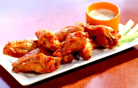 Parry's Pizza: NY style wings