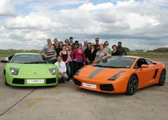 U Drive Cars: Supercar Driving, Heyford Park