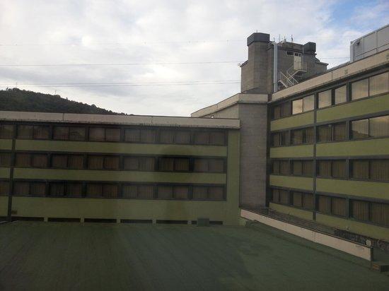 Conference Florentia Hotel : Elegante vista sull'albergo
