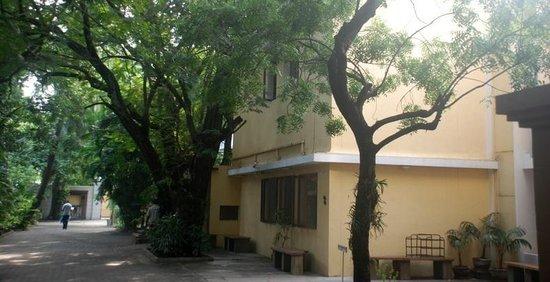 Hanu Reddy Residences Poes Garden: Front yard