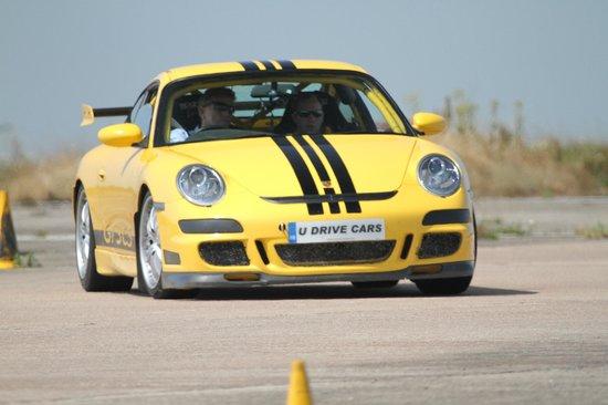 U Drive Cars: Porsche 911, Heyford Park