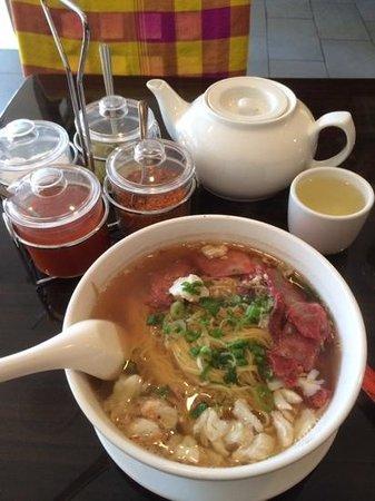 Photo of Asian Restaurant Larb Ubol at 480 9th Ave, New York, NY 10018, United States