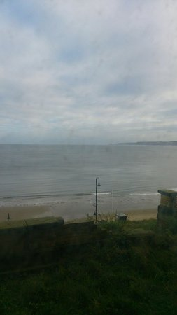 Grand Hotel Scarborough: View from room no 12
