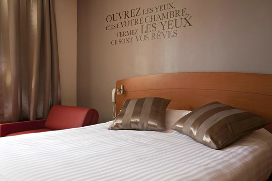Kyriad Montpellier Est - Lunel : Chambre double