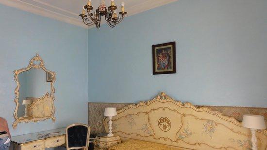 Villa San Lorenzo Maria Hotel: Наш номер