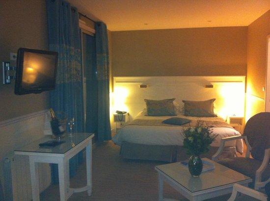 Castel Clara Thalasso & Spa : CHAMBRE