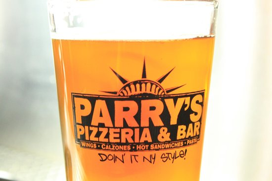 Parry's Pizzeria and Bar: Craft Beer