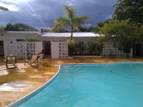 San San Tropez Villa-Hotel: Calme et détente