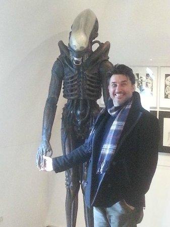 video rencontre alien