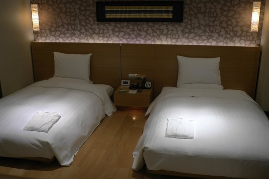 Royal Park Hotel The Fukuoka: Cozy and comfortable beds