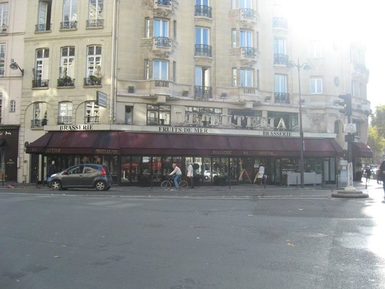 Brasserie lutetia fotograf a de brasserie lutetia par s tripadvisor - Brasserie lutetia paris ...