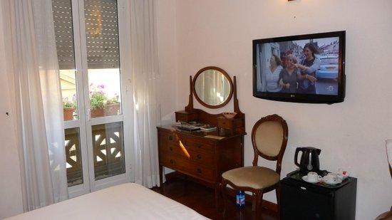 Hotel Sant'Angelo: Zimmer