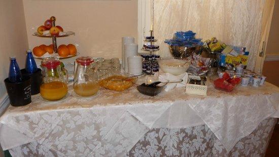 Hotel Sant'Angelo: Frühstück