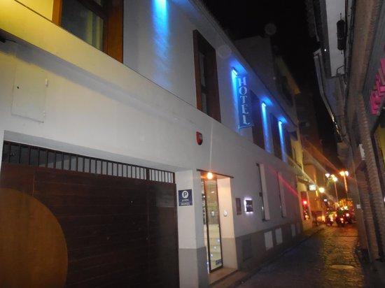Hotel La Boutique Puerta Osario: Esterno