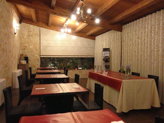 Artemisia Resort: SALA DEL GIGLIO